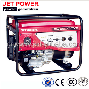 buy gasoline generator set 3kw 3kva honda engine generator