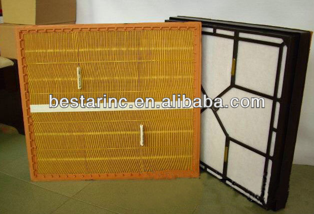 Air filter 0040941104 for Mercedes Benz car