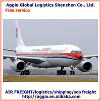 chinese air freight forwarder service guangdong consolidated shipping agency