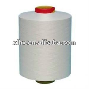 spandex covered yarn for weaving stretch fabric