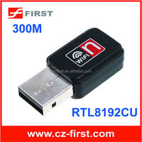 300Mbps WiFi USB Wireless Adapter/high power USB Wifi Adapter/Wireless Wifi Dongle