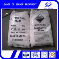 China High Quality Caustic Soda Pearls 99%