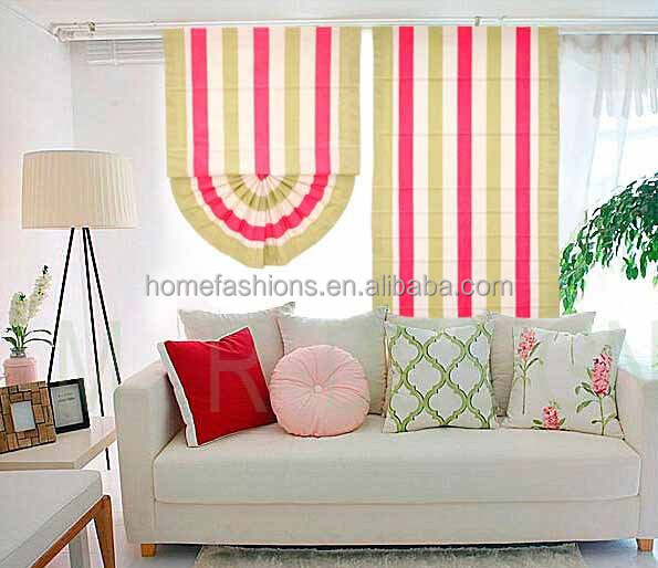 Wholesale Room Darkening Roller Blinds shower curtain for living room