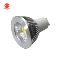 5w 6w LED SPOTLIGHT Dimmable GU10 COB
