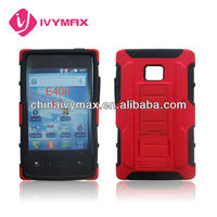 manufacturer cover cases for LG Optimus L3 E400