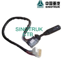 CNHTC SINOTRUK HOWO And HOWO Tractor,Cargo And Dump/Tipper Truck Parts: HOWO Truck Combination Switch