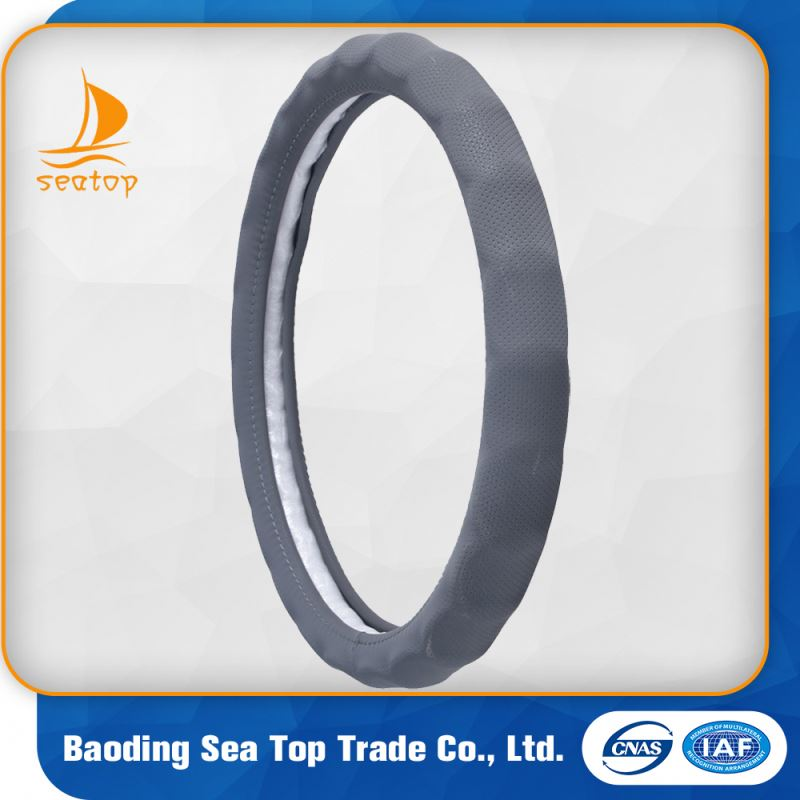 hot selling free sample disposable clear car steering wheel cover