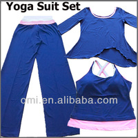 Yoga clothing Ballroom Dancewear Dress Sports Wear Clothing Yoga Suit