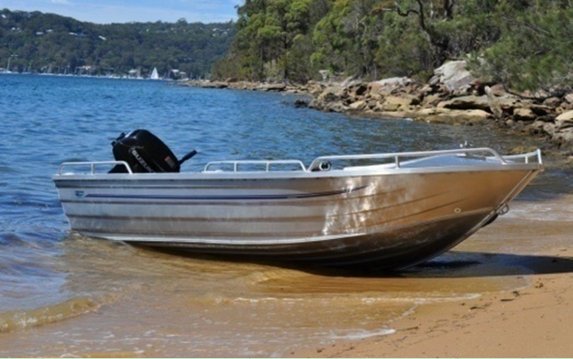 high quality low price hot sales 4.2m 14ft aluminum boat