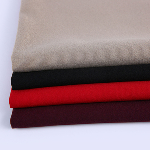 Cheap price 97%polyester,3%spandex construction stock lot twill fabric