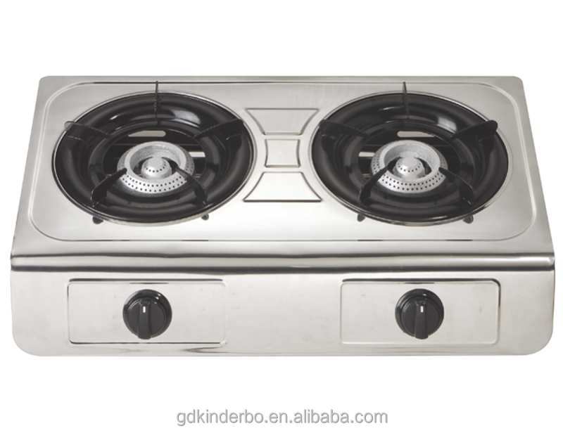 auto ignition tabletop cooker range honeycomb burner gas stove