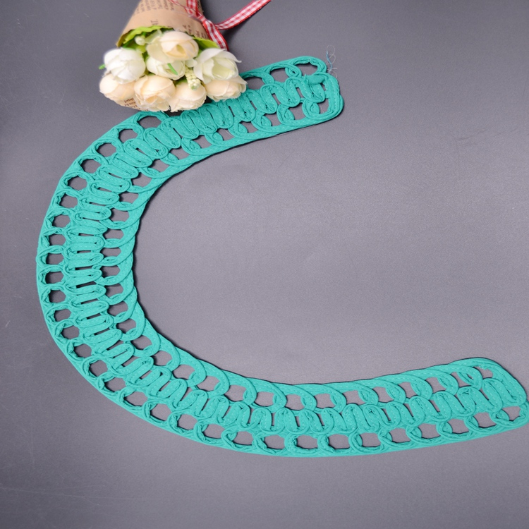 neck lace designs crochet lace collar