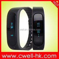 Best selling hot chinese products CW-E02 Bracelet Waterproof Bluetooth, trending hot products 2015 G-sensor Health Programmable