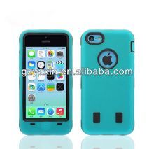 Robot cellphone case,various color phone cover case for iphone5c
