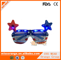 night vision LED Light Glasses Colorful sunglass light up glasses led glass for party light up glass with battery wholesale