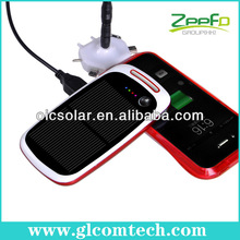 Hot new products for 2014 portable cell phone solar charger for mobile phone