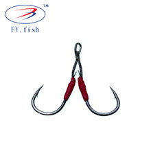 Customized Wholesale mustard fishing snap hook and wire packaging