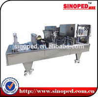 nestle coffee capsule sealing machine with nitrogen