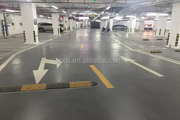 Acid And Alkali Resistant Self Leveling Epoxy Paint