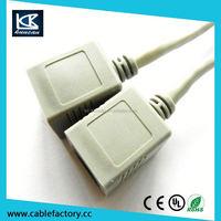 2015 Kuncan 10M CAT5E CAT5 RJ45 Ethernet Internet Network Cable Lan Cord Wire 10 Meters Blue
