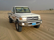 TOYOTA LAND CRUISER PICKUP 2010 $ 19,650/-