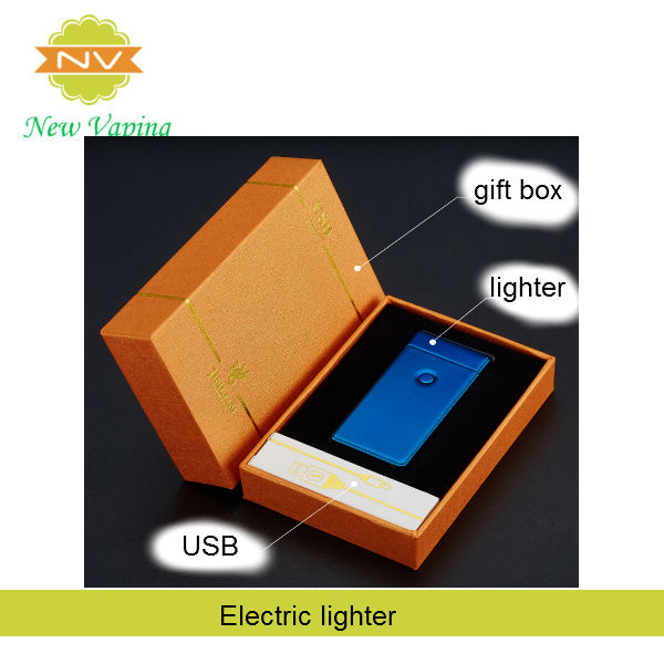 USB charging lighter,Cigarette USB rechargeable lighter