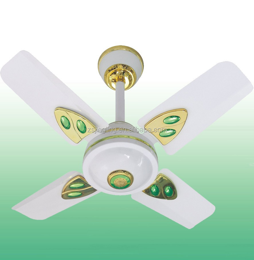 "24"" Artistic High Quality Electric Ceiling Fan Buy"