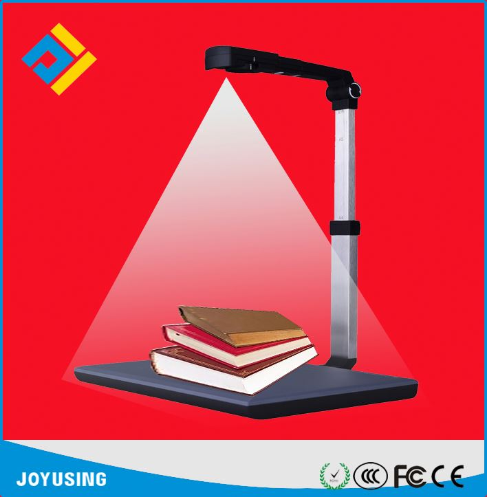 3d body scanner OCR document camera objects scanning
