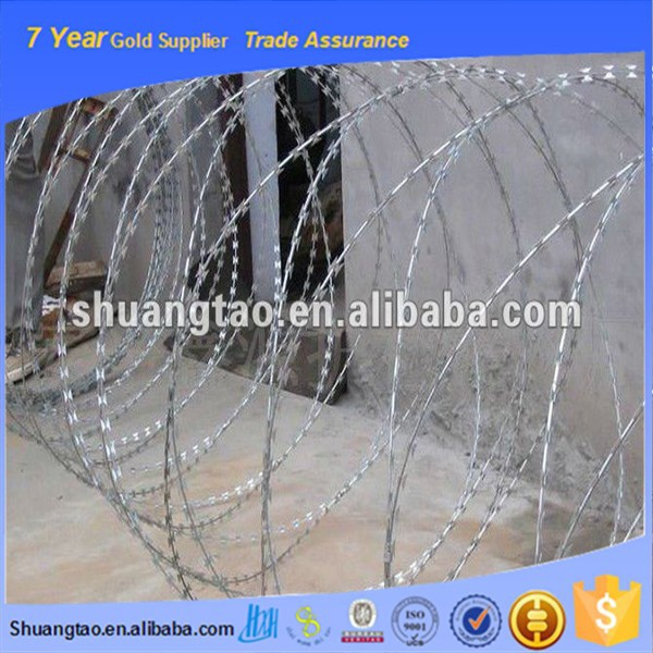 Customized design cheap barbed wire, barbed wire price, barbed wire weight per meter