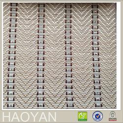 shading bamboo and wooden curtain finished curtain