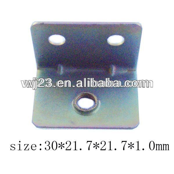 Metal sofa furniture brackets