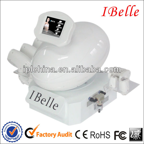 RF facial machine skin tightening face lifting machine IBelle