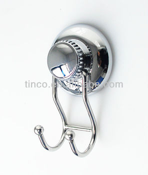 power suction stainless steel hook