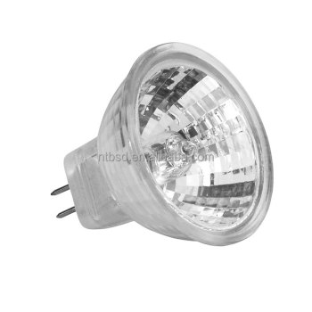 MR11 halogen lamp low voltage 12v 20w/35w 10degree beam angle