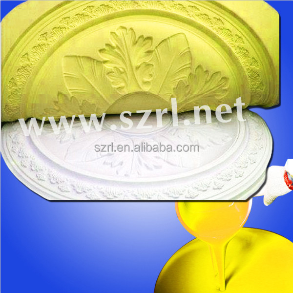 Liquid rtv-2 Soft Silicone Rubber in HOT SALE