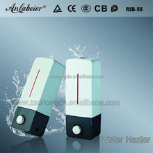 Fashion design instant electric hot square water heater
