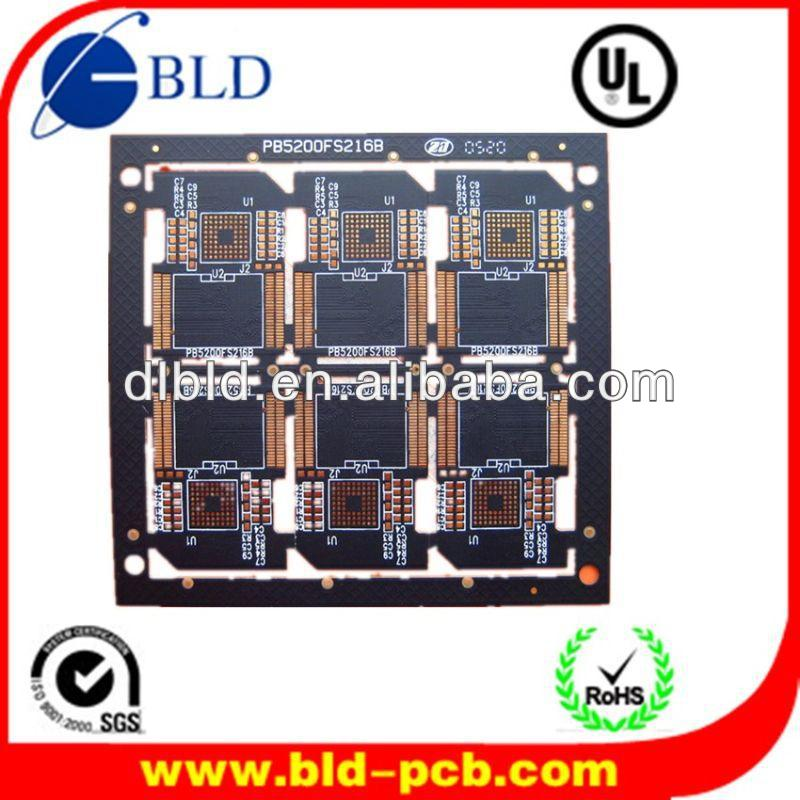 manufacturing of printed circuit board(pcb)