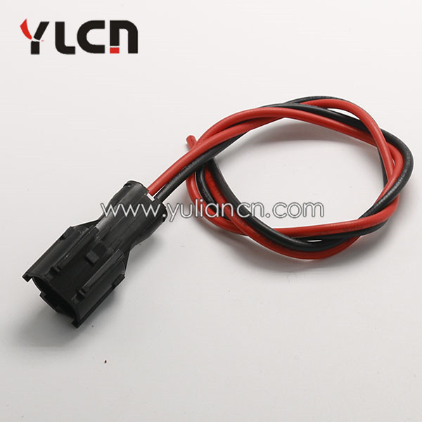 2 pin connector wire harness_Yuanwenjun.com