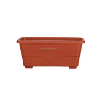 garden decoration plastic pots for nursery plants
