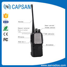 walkie-talkie gps tracker fm radio station equipment full-duplex walkie talkie for sale