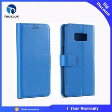 Competitive Price Leather Wallet Case for Samsung S3 Flip Case With Credit Card Holder