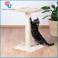 Cat Climbing Toy Tree Cat Scratching Sisal Board Platform Frame Climb Platform