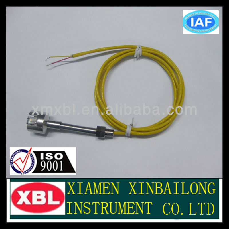 Customized surface thermocouple temperature measurement