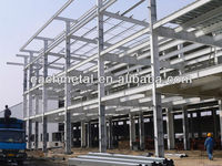 prefabricated high rise light steel structure building