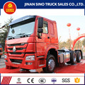 HOWO Right Hand Driving 10 Wheelers Tractor Truck Vehicle