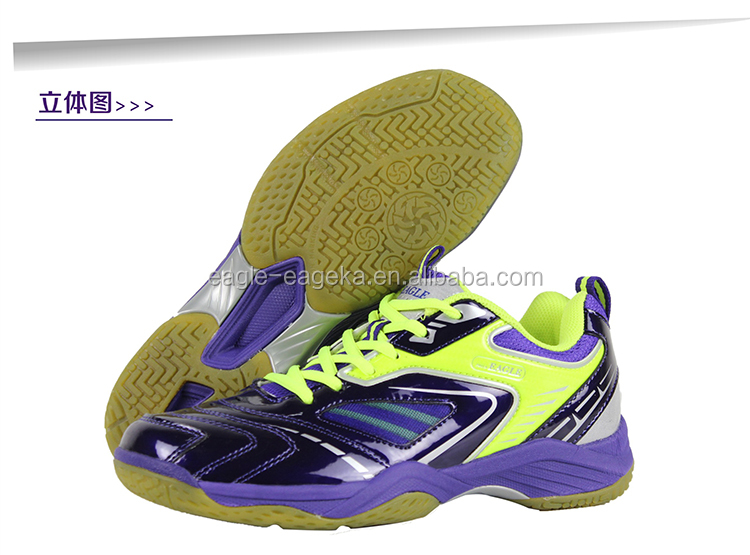 EAGLE brand latest professional badminton shoes sneakers