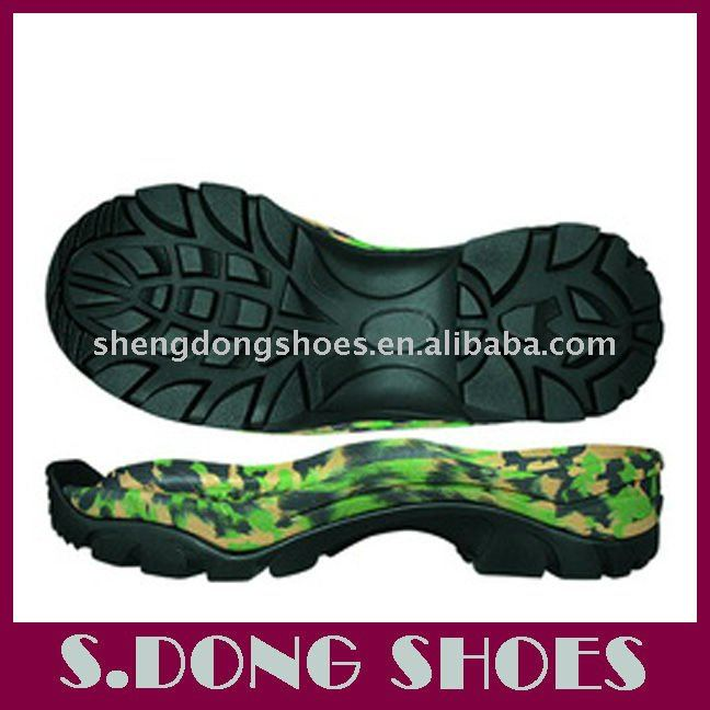 High quality custom shoe soles hiking 2016