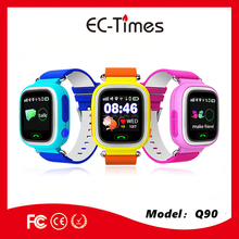 2017 Year New Q90 Kids GPS Watch