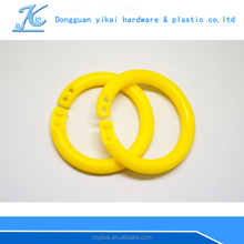 custom made plastic colored rings colorful plastic snap rings