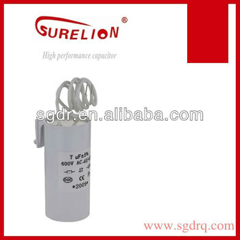 CBB80 Lighting capacitor for power save 15UF